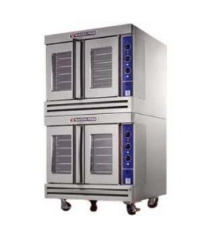 Bakers Pride Double Full Size Gas Convection Oven   NG