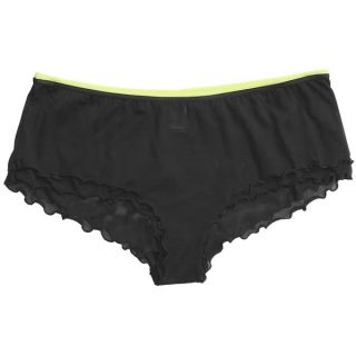 Calida Infinity Panties    Boy Cut Briefs (For Women)   BLACK (40 )