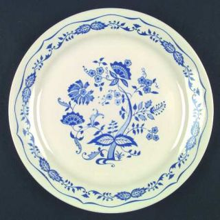 Corning Blue Floral Dinner Plate, Fine China Dinnerware   Corelle,Blue Floral,Ta
