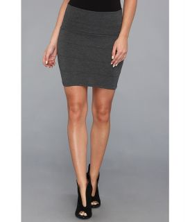 Gabriella Rocha Kimberly High Waisted Skirt Womens Skirt (Gray)
