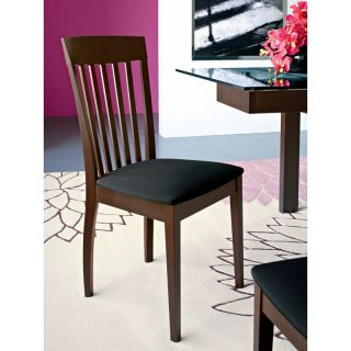Calligaris Corte Dining Chair in Wenge   CS/243 P128 529