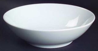 Noritake Angela White Coupe Cereal Bowl, Fine China Dinnerware   Cook N Serve, A