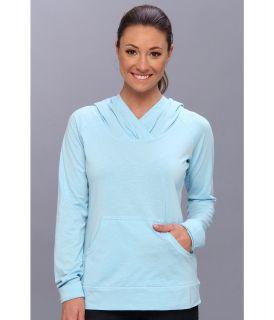 Columbia Rocky Ridge II Hoodie Womens Sweatshirt (Blue)