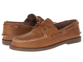 Tommy Hilfiger Bono Mens Lace up casual Shoes (Tan)