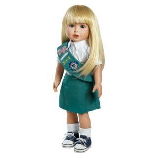 Adora Play Doll Alyssa   Girl Scout Jr. 18 Doll & Costume