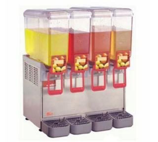 Grindmaster   Cecilware Arctic Compact Beverage Dispenser, Four 2.2 gal Capacity