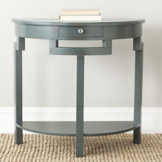 Safavieh American Home Liana Console Table AMH6623 Color: Dark Teal