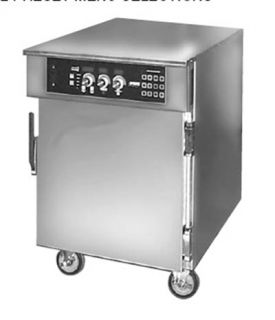 FWE   Food Warming Equipment Rethermalizer Holding, Dual Cycle, 12 Baskets or 120 Meal Capacity, 208/1V