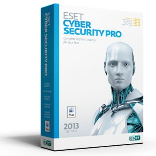 ESET Cyber Security Pro 2013 Edition   (MAC Software)