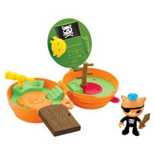 Fisher Price Octonauts Kwaziis On the Go Pod