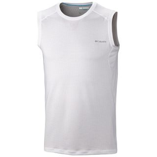 Columbia Sportswear Quickest Wick Base Layer Top   Sleeveless (For Men)   MOUNTAIN (S )