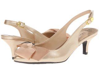 J. Renee Liliana Womens Shoes (Beige)
