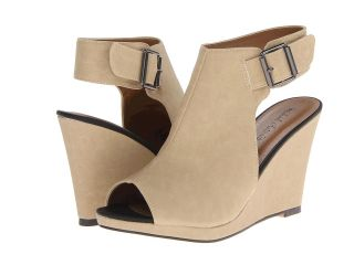 Michael Antonio Arianna Womens Wedge Shoes (Beige)