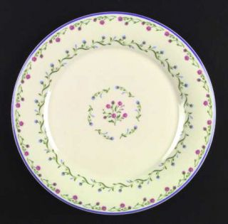 Gorham Southern Charm Dinner Plate, Fine China Dinnerware   Town & Country, Pink