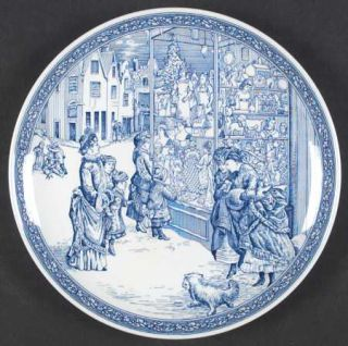 Spode Victorian Annual Christmas  1998 Annual Christmas Plate, Fine China Dinner