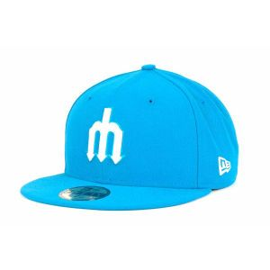 Seattle Mariners New Era MLB C Dub 59FIFTY Cap