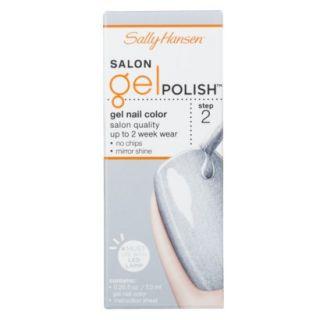 Sally Hansen Salon Pro Gel Nail Polish   Hi Ho Silver