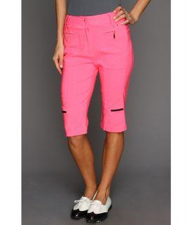 Jamie Sadock Amanda 24 Knee Capri Womens Capri (Pink)
