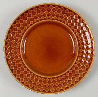 Bobby Flay China Tupelo Honey Salad Plate, Fine China Dinnerware   All Honey Bro