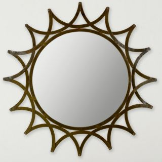 Safavieh New Mayan Star Mirror MIR4018A