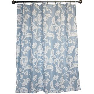 ROYAL VELVET Jacobean Shower Curtain