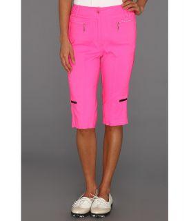 Jamie Sadock Amanda 24 in. Knee Capri Womens Capri (Pink)