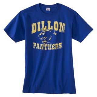 Mens Dillon Panthers Graphic Tee   Royal Blue M