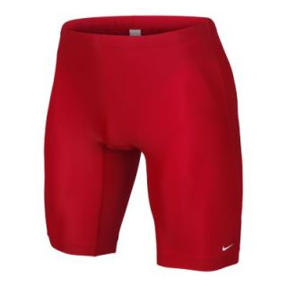 Nike Core Solid Mens Swim Jammer   RED