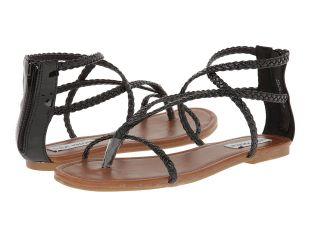 Steve Madden Kay Womens Sandals (Black)