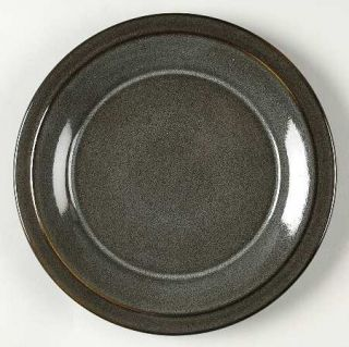 Interiors (PTS) Prairie Shale (Green) Salad Plate, Fine China Dinnerware   Shale