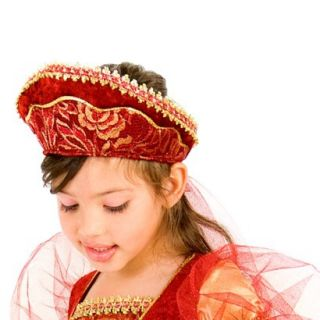Kids Princess Anne Headband and Veil