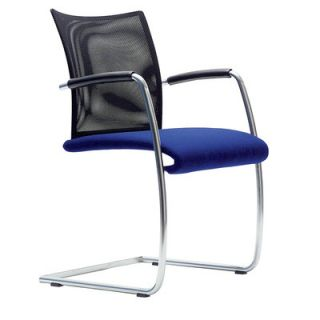 Dauphin Visita Guest Chair with Sled Base VI2220/A