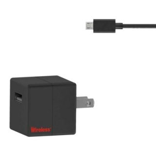 Just Wireless Mobile Phone Battery Charger   Black (04462)