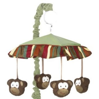 Monkey Time Musical Mobile