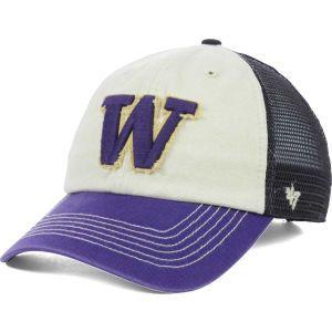 Washington Huskies 47 Brand Schist Trucker Cap