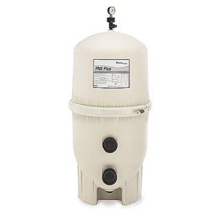 Pentair 180007 FNS Plus D.E. Filter, 36 Sq. Ft.