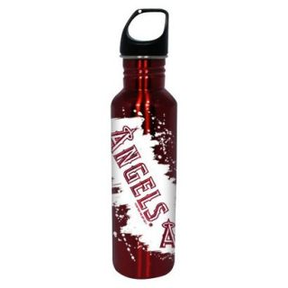MLB Los Angeles Angels Water Bottle   Red (26 oz.)