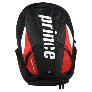 Prince Tour Team Tennis Backpack Red  Red