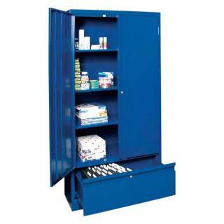 Edsal Sandusky Sandusky Lee File and Store Cabinet   72 Inch   VFDF 36187202