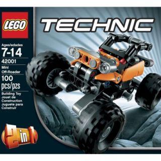 LEGO Technic Mini Off Roader 42001