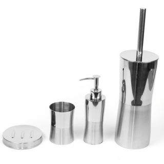 Gedy by Nameeks Primula Bathroom Accessory Set Gedy PR100
