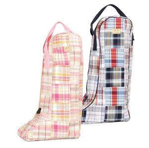 Equine Couture Mackenzie Boot Bag Pink