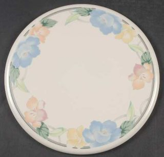 Mikasa Garden Poetry Cheese and Cracker Board, Fine China Dinnerware   Intaglio