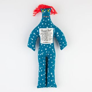 Dammit Doll Blue Combo One Size For Men 228713249