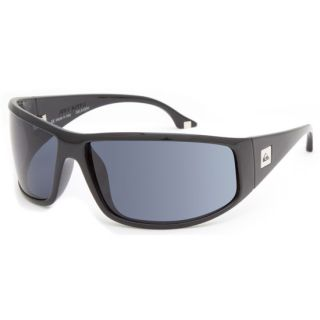 30c0f44711 ... Akka Dakka Sunglasses Shiny Black Grey One Size For Men 221894180 ·  Quiksilver ...