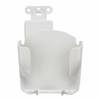 Leviton 47112W Electrical Wall Plate, Decora Mobile Device Station White