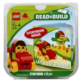 LEGO DUPLO Lets Go Vroom 6760