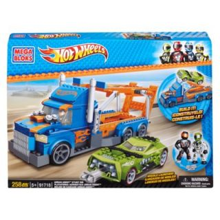Mega Bloks Hot Wheels Urban AgentTM Stunt Rig