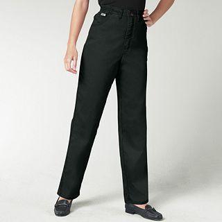 Lee Side Elastic Jeans, Black, Womens