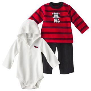 Just One You made by Carters Infant Toddler Boys 3 Piece Puppy Set